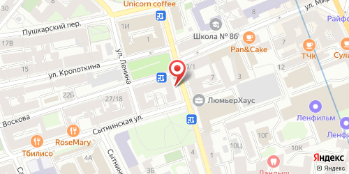 Кафе Марафон, Санкт-Петербург, Кронверкская ул., 8