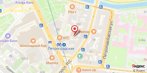 Клуб Jazz-club 812 / Джаз-клуб 812, Санкт-Петербург, Большой пр. П.С., 98