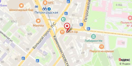 Кофейня Кофе хауз, Санкт-Петербург, Льва Толстого ул., 1-3