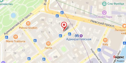 Кафе Касабланка, Санкт-Петербург, Малая Морская ул., 5