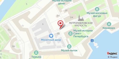 Ресторан Blesk / Блеск, Санкт-Петербург, Петропавловская крепость