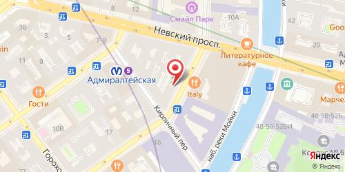 Бар Happy / Хэппи, Санкт-Петербург, Большая Морская ул., 11