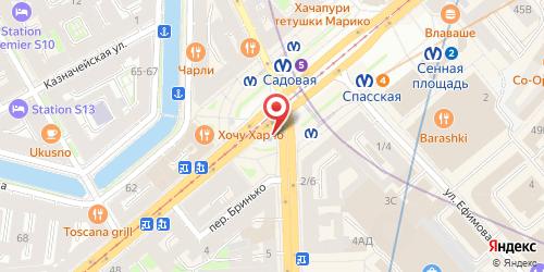 Тесто Место, ул. Садовая д. 42