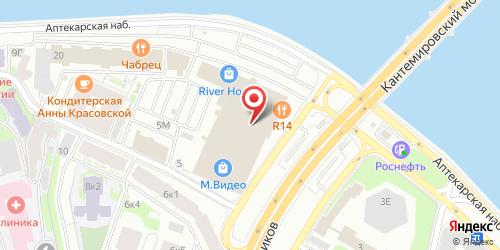 Ресторан RЫБА / Рыба (РГ Пробка / Probka), Санкт-Петербург, Академика Павлова ул., 5