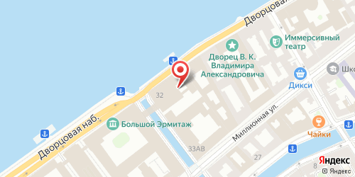 Кафе Растрелли, Санкт-Петербург, Дворцовая наб., 32