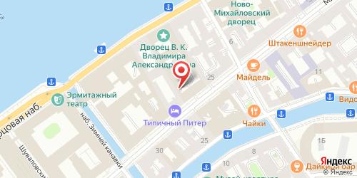 Кафе Бочка, Санкт-Петербург, Миллионная ул., 27