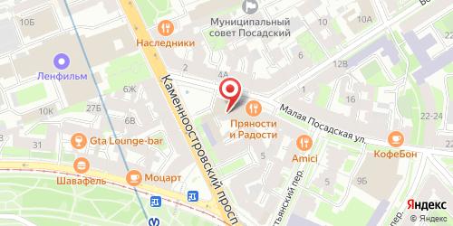 Ресторан Евразия Gold / Евразия Голд, Санкт-Петербург, Малая Посадская ул., 3