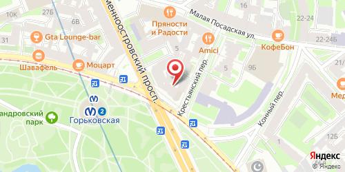 Ресторан Евразия, Санкт-Петербург, Кронверкский пр., 13