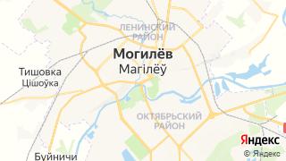 Карта автосервисов Могилева