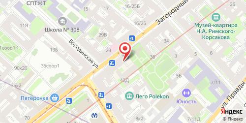 Бар Манга-бар, Санкт-Петербург, Загородный пр., 40