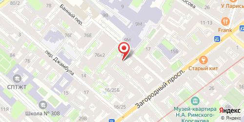 Ресторан Mama Roma / Мама Рома, Санкт-Петербург, Загородный пр., 21