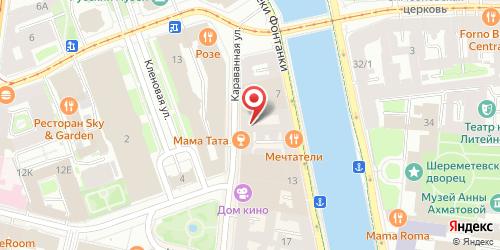 Кафе Хуа Юань, Санкт-Петербург, Караванная ул., 6