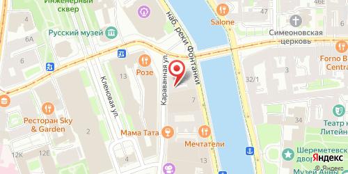Ресторан Хутор Водограй, Санкт-Петербург, Караванная ул., 2