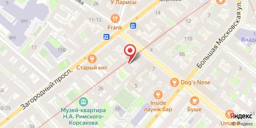 Кафе Абажур, Санкт-Петербург, Разъезжая ул., 3