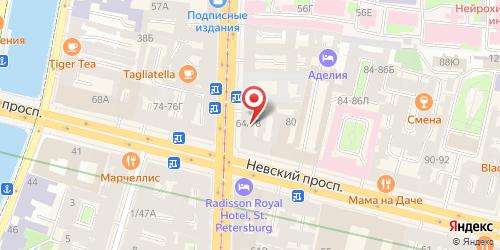Бар-ресторан Атташе (закрыт), Санкт-Петербург, Литейный пр., 64 (угол Невского и Литейного проспектов)