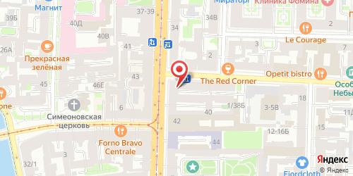 Ресторан Мехико, Санкт-Петербург, ул. Некрасова, д. 1/38