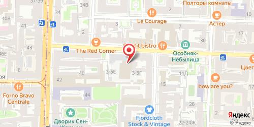 Ресторан Галерея, Санкт-Петербург, ул. Некрасова д. 5