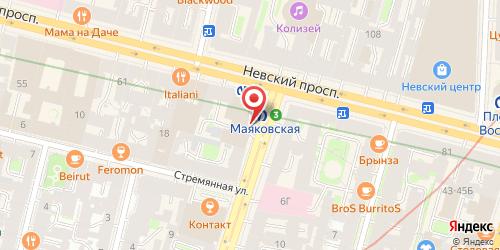 Бар SПБ - 9, Санкт-Петербург, Марата ул., 1