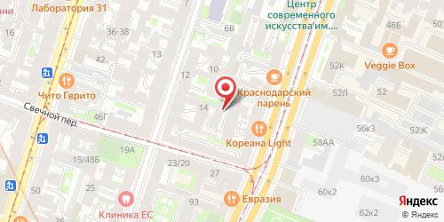 Лайн кафе (line_cafe), Санкт-Петербург, Лиговский пр., 87