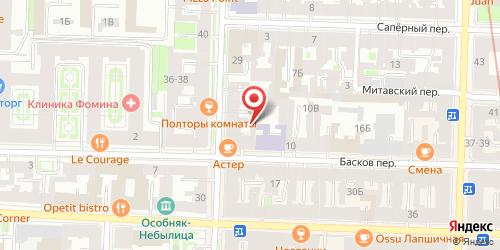 Бар Friends Bar / Фрэндс Бар, Санкт-Петербург, Маяковского ул., 23