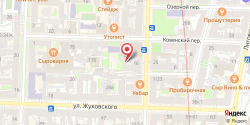 Бистро Пирамиза / Piramiza, Санкт-Петербург, Восстания ул., 16