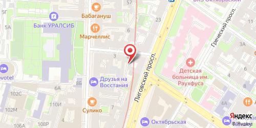 Громоотвод (Gromootvod), Санкт-Петербург, Ульяны Громовой пер., 5