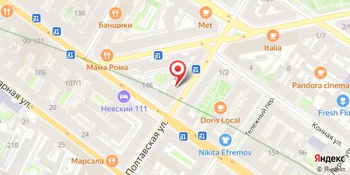 Анжелика, Полтавская ул., 1