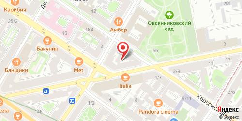 Кафе Мари, Санкт-Петербург, Мытнинская ул., 1