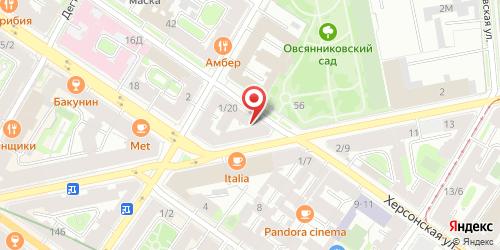 Кафе Легкость бытия, Санкт-Петербург, 3-я Советская ул., 21