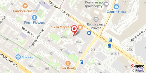 Коктейль-бар Держись - 2, Санкт-Петербург, Херсонская ул., 25