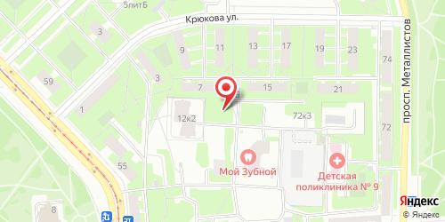Клуб Винтаж, Санкт-Петербург, Революции ш., 8А (ТК Орловский, 4 этаж)