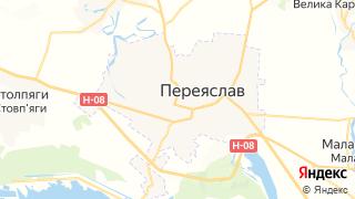 Карта автосервисов Переяслав-Хмельницкого