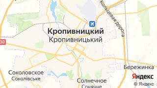 Карта автосервисов Кировограда