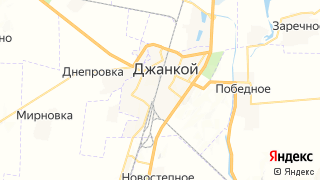 Карта автосервисов Джанкоя