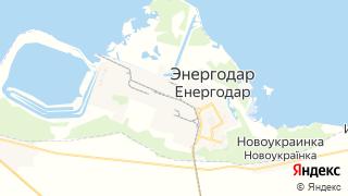 Карта автосервисов Энергодара