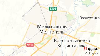 Карта автосервисов Мелитополя