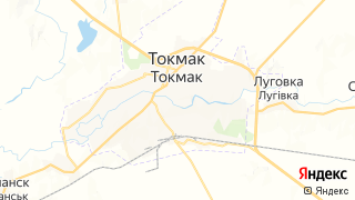 Карта автосервисов Токмака