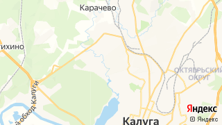 Карта автосервисов Калуги