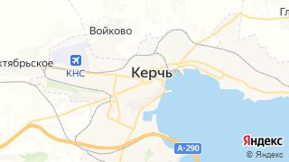 Карта автосервисов Керчи