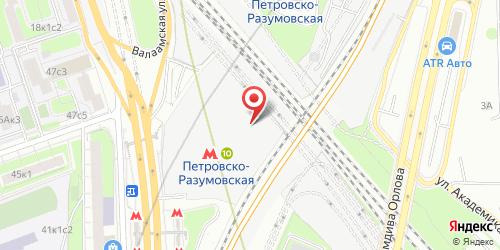 Кикс (Kiks), Дмитровское ш., д. 24 (РЦ Фристайл)