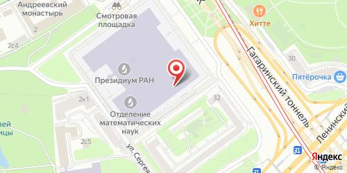 Нескучный сад, Ленинский пр-т, д. 32А