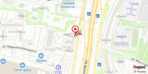 Картинг Варшавка, Варшавское ш., д. 170, Техцентр Варшавский, этаж 6