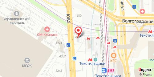 Барабан (Baraban), Волгоградский пр-т, д. 44 А