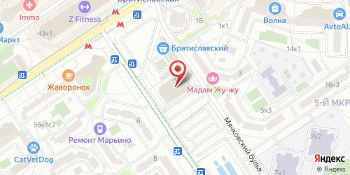 Байла Бар (Baila bar), Мячковский бул., д. 3 А