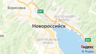 Карта автосервисов Новороссийска