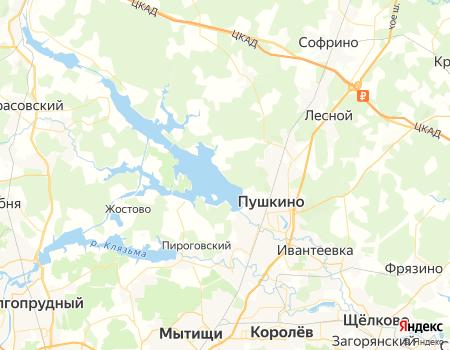 переезды в Пушкино