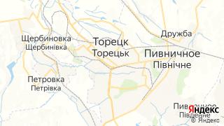 Карта автосервисов Дзержинска