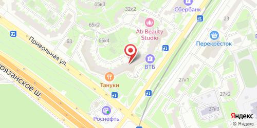 Золотая луза, мкр. Жулебино, Привольная ул., д. 65/32