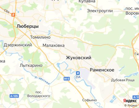 Переезды Жуковский