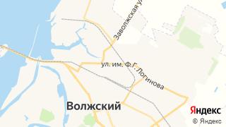 Карта автосервисов Волжского